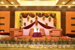 Engagement Stage Decor