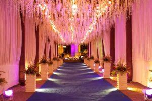 Wedding Entrance Design