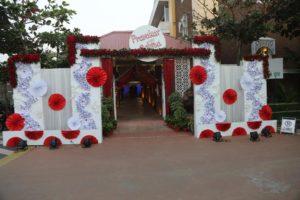 Wedding Gate Decor